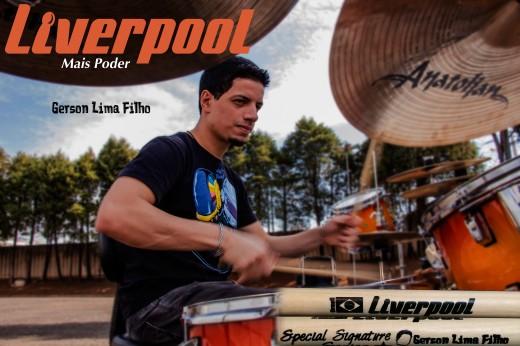 Banner Gerson Lima  Filho